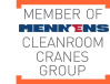 Member of Mennens Clean Room Cranes Group